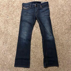 Men's Diesel Zatiny Bootcut Jeans 28x30